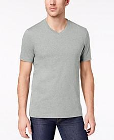 Men's Performance V-Neck T-Shirt, Created for Macy's