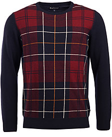 Barbour Men's Coldwater Plaid Sweater