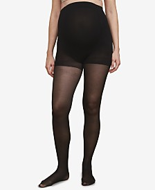Motherhood Maternity Sheer Support Tights