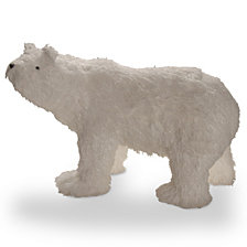 "National Tree 15"" Polar Bear"