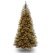 National Tree 7' Spruce With Clear Lights