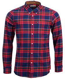 Barbour Mens Endsleigh Plaid Shirt