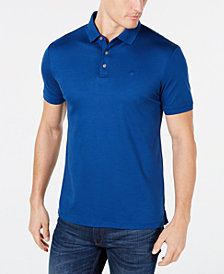 Calvin Klein Men's Liquid Touch Polo