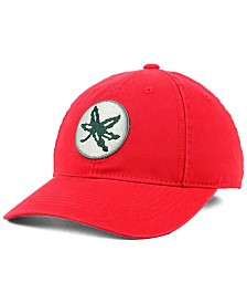 Top of the World Ohio State Buckeyes Letterman Easy Fitted Cap