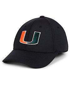 Top of the World Boys' Miami Hurricanes Phenom Flex Cap