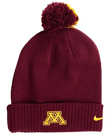 Nike Minnesota Golden Gophers Beanie Sideline Pom Hat