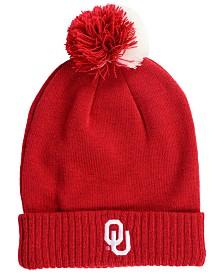 Nike Oklahoma Sooners Beanie Sideline Pom Hat