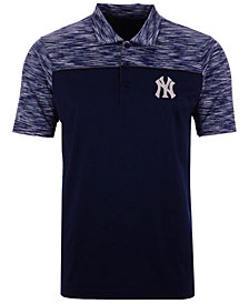 Antigua Men's New York Yankees Final Play Polo