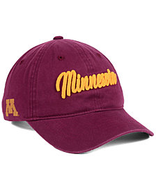 Zephyr Minnesota Golden Gophers Scroll Adjustable Strapback Cap