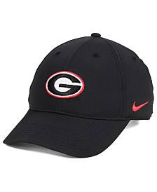 Nike Georgia Bulldogs NCAA Dri-FIT Adjustable Strapback Cap