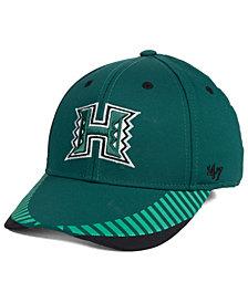 '47 Brand Hawaii Warriors Temper Contender Flex Cap