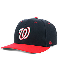 '47 Brand Washington Nationals 2 Tone MVP Cap