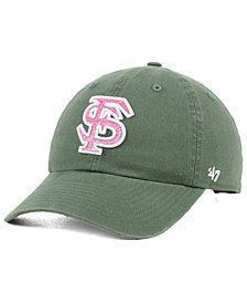 '47 Brand Women's Florida State Seminoles Glitta CLEAN UP Cap