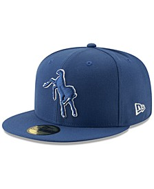 Indianapolis Colts Logo Elements Collection 59FIFTY FITTED Cap