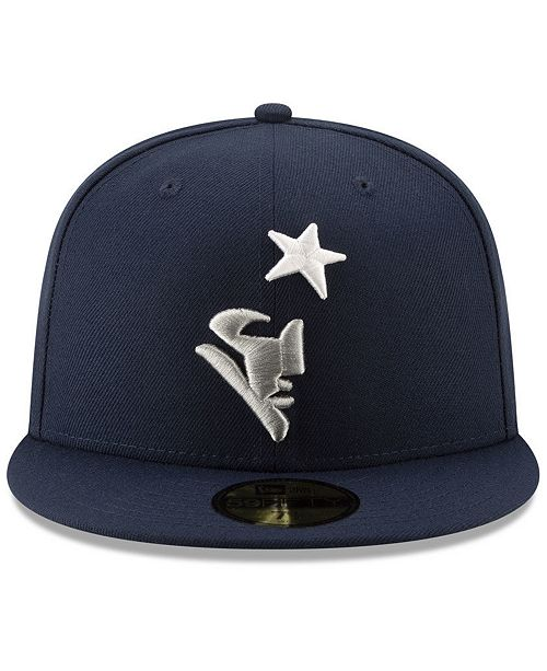 8fbc635ef03 ... New Era New England Patriots Logo Elements Collection 59FIFTY FITTED Cap  ...
