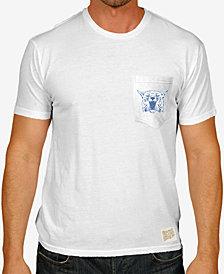 Retro Brand Men's Kentucky Wildcats Logo Pocket T-Shirt