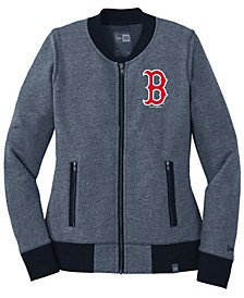 Women's Boston Red Sox French Terry Full-Zip Jacket