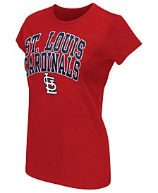 Women's St. Louis Cardinals Endzone T-Shirt
