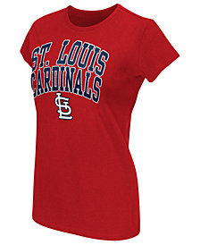G-III Sports Women's St. Louis Cardinals Endzone T-Shirt