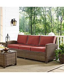 Bradenton Sofa With Cushions