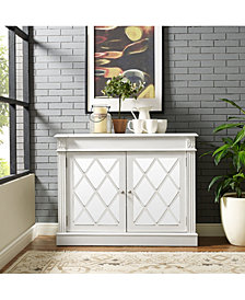 Rialto Mirrored Accent Table