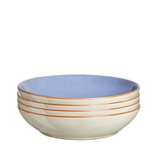 Heritage Fountain Set of 4 Pasta Bowls