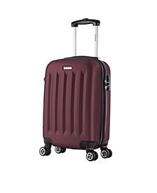 "Philadelphia 19"" Lightweight Hardside Spinner Carry-on Luggage"