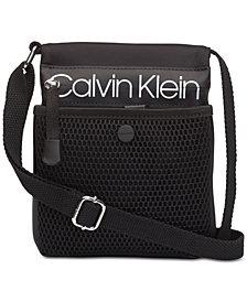 Calvin Klein Tabbie Nylon Crossbody