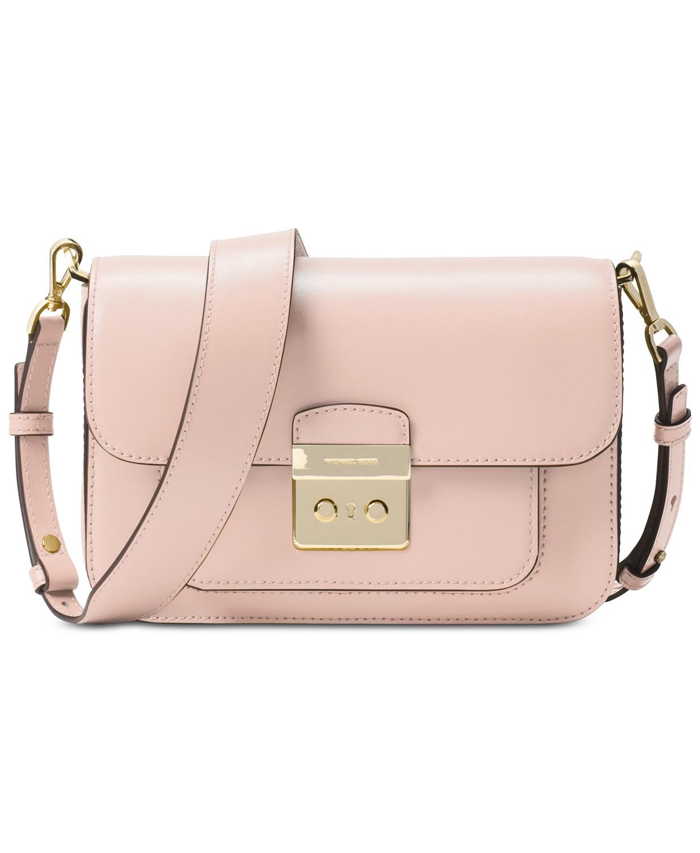 MICHAEL Michael Kors Sloan Editor Leather Shoulder Bag