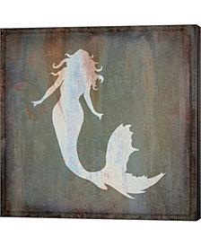 Mermaid by Cora Niele Canvas Art