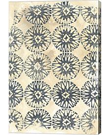 Ancient Textile II By June Erica Vess Canvas Art