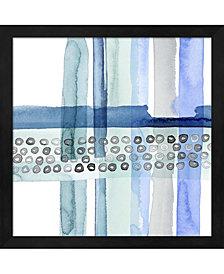 Cross Stitch III By Grace Popp Framed Art