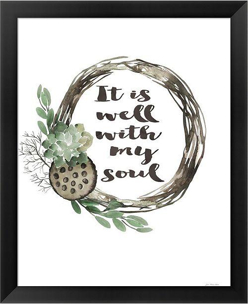 Metaverse Well With My Soul W By Jo Moulton Framed Art