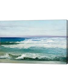 Azure Ocean By Julia Purinton Canvas Art