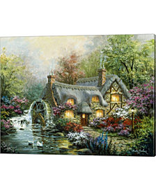 Country Retreat by Nicky Boehme Canvas Art