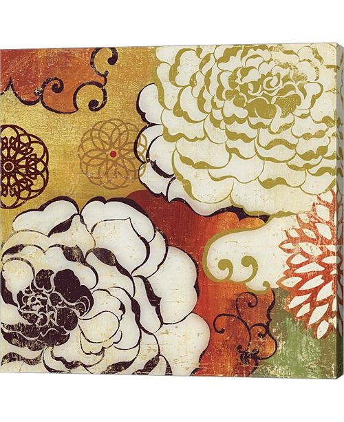 Metaverse Silk Embers By Posters International Studio Canvas Art