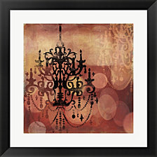 Ombre By Posters International Studio Framed Art