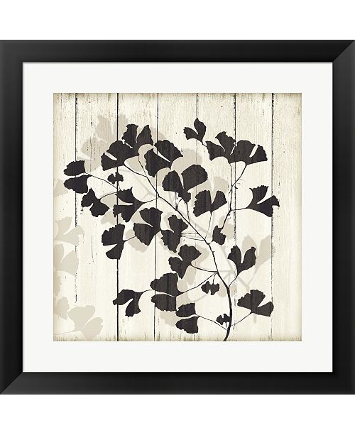 Metaverse Shadow On Wood I By Posters International Studio Framed Art