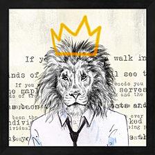 Bobo King By Matt Spencer Framed Art