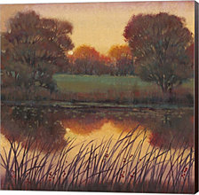 Early Evening I By Timothy O'Toole Canvas Art