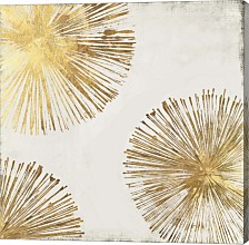 Gold Star Ii By Pi Galerie Canvas Art