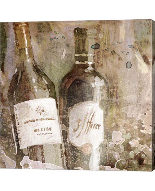 Metaverse Wedding Wine I By Edward Selkirk Canvas Art