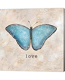 Butterfly Expressio2 by Caitlin Dundon Canvas Art