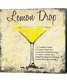 Lemon Drop By Louise Carey Canvas Art