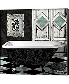 Le Bain By Mindy Sommers Canvas Art