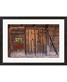 Rustic Charm By Michael Blanchette Photography Framed Art