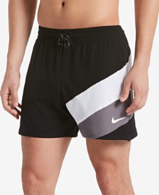 "Nike Men's 5"" Mesh Volley Swim Trunks"