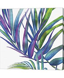 Colorful Leaves I By Eva Watts Canvas Art