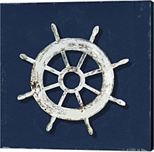 At the Helm by Aimee Wilson Canvas Art
