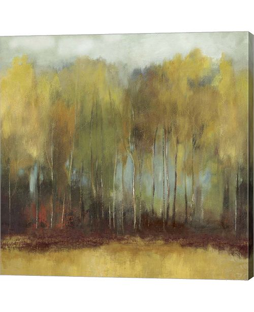 Metaverse Whisper Fields By Posters International Studio Canvas Art